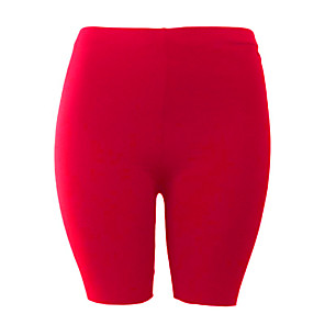 cheap Wedding Wraps-Women's High Waist Sports Underwear Running Shorts Boxer Brief Sports Shorts Underwear Shorts Running Fitness Tummy Control Butt Lift Soft Plus Size Solid Colored Black Light Red Gray / Stretchy