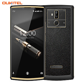 "cheap Android Tablets-OUKITEL k7  pro 6 inch "" 4G Smartphone (4GB + 64GB 13 mp MediaTek MTK6763 10000 mAh mAh) / 6.0 / Dual Camera"