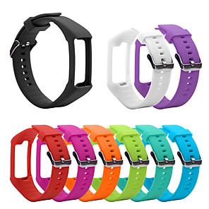 cheap Smartwatch Bands-Smartwatch Band for POLAR A360 / A370 Polar Sport Band Fashion Soft Silicone Wrist Strap