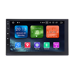 cheap Car DVD Players-Winmark WN7068S 7 inch 2DIN Android 9.0 2GB 16GB Touchscreen Quad Core In-Dash Car DVD Player Car Multimedia Player Car GPS Navigator GPS Wifi EX-TV EX-3G DAB Built-in Bluetooth RDS for Universal