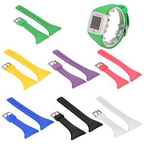 cheap Smartwatch Bands-Watch Band for POLAR FT7 / POLAR FT4 Polar Sport Band Silicone Wrist Strap