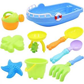 cheap Beach & Sand Toys-Beach Toy Beach Sand Toys Set Water Toys 6 pcs ABS For Kid's Adults'