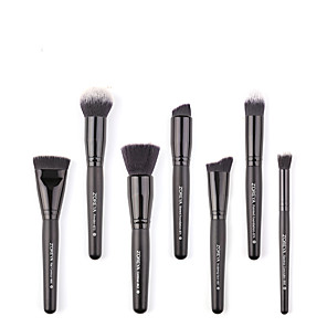 cheap Makeup Brush Sets-Professional Makeup Brushes 7pcs Soft New Design Cool Comfy Wooden / Bamboo for Makeup Brush