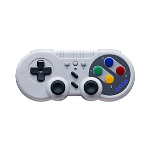 cheap Smartphone Game Accessories-GH8580 Switch PRO controller Wireless Bluetooth headset for Switch ConsoleMini-shapeColor Key One-click Connection to Console