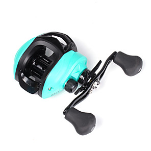 cheap Fishing Reels-Fishing Reel Baitcasting Reel 7.1:1 Gear Ratio+16 Ball Bearings Right-handed / Left-handed Bait Casting / Freshwater Fishing / Lure Fishing