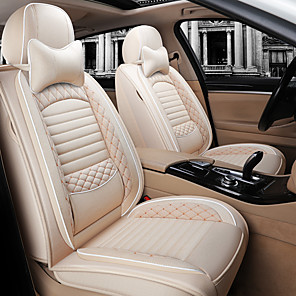 cheap Car Seat Covers-Car seat cover all surrounded four seasons universal seat set new linen autumn and winter cloth car seat cushion