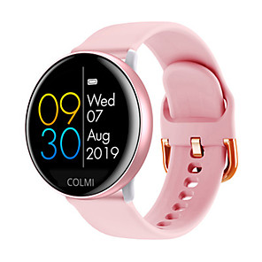 cheap Smartwatches-Couple's Smartwatch Automatic self-winding Stylish Fashion Heart Rate Monitor Silicone Black / Grey / Pink Analog - Black Pink Gray One Year Battery Life