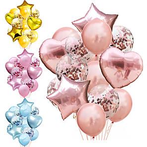 cheap Wedding Decorations-Balloon Bundle Emulsion 1 set Wedding