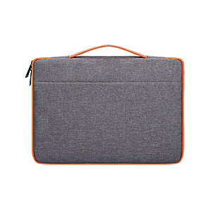 cheap Sleeves,Cases & Covers-11.6 Inch Laptop / 12 Inch Laptop / 13.3 Inch Laptop Briefcase Handbags PU Leather / Polyurethane Leather / Canvas Solid Color Unisex Waterpoof Shock Proof