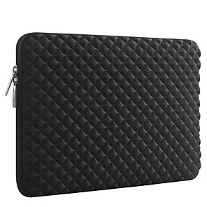 cheap Sleeves,Cases & Covers-11.6 Inch Laptop / 12 Inch Laptop / 13.3 Inch Laptop Sleeve Canvas Solid Color Unisex Waterpoof Shock Proof