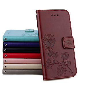 cheap Samsung Case-Case For Samsung Galaxy A70/A60 Palace flower PU Leather with Card Slot Flip up and down  For Galaxy A30 A40 A50 A10