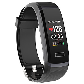 cheap Smartwatches-GT101 Smart Watch BT Fitness Tracker Support Notify/ Heart Rate Monitor Sports Waterproof Smartwatch Compatible Samsung/ Android/ Iphone
