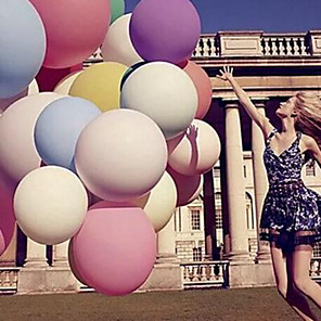 cheap Party Decoration-36 Inch Big Size Latex Balloon Photo Prop Wedding Party Decoration