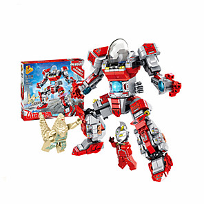 cheap Building Blocks-Building Blocks 475 pcs compatible ABS+PC Legoing Transformable All Toy Gift