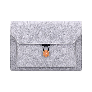 cheap Sleeves,Cases & Covers-Laptop Sleeve Carrying Case Popular Envelope Laptop Bag Cover Protector Bag A4 Felt Envelope Document Bag