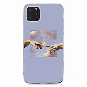 cheap iPhone Cases-Case For Apple iPhone 11 / iPhone 11 Pro / iPhone 11 Pro Max Transparent / Pattern Back Cover Scenery TPU