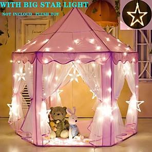cheap LED String Lights-2.5m Romantic Fairy Star Curtain String Lights 138 LEDs Warm White Party /Christmas /Wedding  Decorative /  110-240V 1set