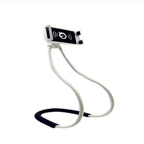 cheap Mobile Phone Sterilizer-Lazy Neck Phone Holder Stand for iPhone iPad Universal Phone Desk Mount Bracket for Samsung Xiaomi Flexible Holder Support