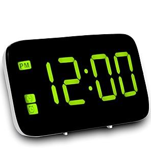 cheap Throw Pillow Covers-Alarm clock Digital Plastics Automatic Self Wind 1 pcs