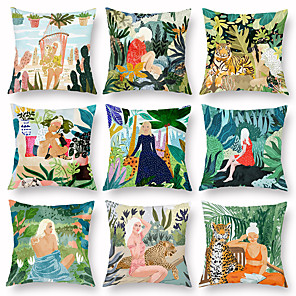 cheap Sale-New Plush Peach Cashmere Pillow Summer Light Pillow Case Sofa Cushion Pillow Lumbar Pillow Cushion
