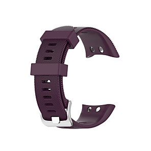 cheap Smartwatch Bands-Watch Band for Garmin forerunner 45 / forerunner 45S Garmin Classic Buckle Silicone Wrist Strap