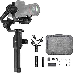 cheap Lenses-DJI Ronin-S Essentials Kit - With Shape Dual Grip Handlebar for DJI Ronin-S Gimbal Stabilizer