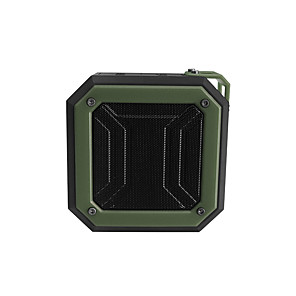 cheap Portable Speakers-Bluetooth Speaker Wireless Mini Outdoor Small Portable Card Square Sound