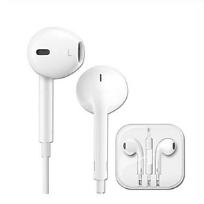 cheap Wired Earbuds-Universal Sports earphones 3.5mm In-Ear Wired Earphone Earbuds Stereo Headphones With Mic for Samsung huawei Xiaomi iPhone 6