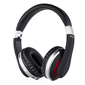 cheap On-ear & Over-ear Headphones-LITBest MH7 Over-ear Headphone Wireless Sport Fitness Bluetooth 5.0 Noise-Cancelling Stereo Dual Drivers