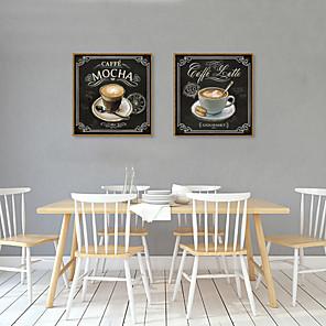 cheap Framed Arts-Framed Art Print Framed Set - Food PS Oil Painting Wall Art