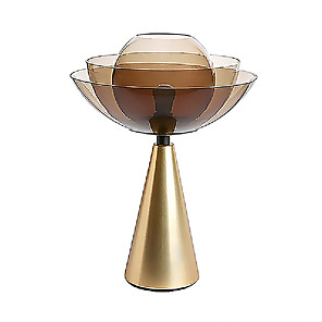 cheap Table Lamps-Table Lamp Ambient Lamps / Lovely Artistic / Modern Contemporary For Study Room / Office / Office Metal 220V / 110V / 90-110V Orange