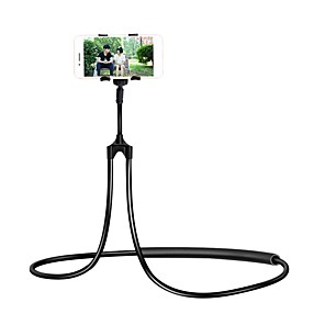 cheap Phone Mounts & Holders-Bed / Desk Mount Stand Holder Adjustable Stand / 360°  Rotation Buckle Type / Adjustable / 360°Rotation ABS Holder