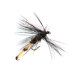 cheap Fishing Lures & Flies-6 pcs Flies Flies Sinking Bass Trout Pike Sea Fishing Fly Fishing Freshwater Fishing Metal / Lure Fishing / General Fishing