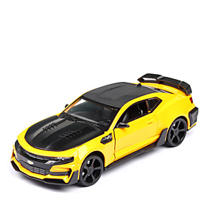 cheap Toy Cars-1:24 Toy Car Vehicles Car Race Car F1 car Race Car Special Designed Focus Toy Simulation Zinc Alloy Rubber Mini Car Vehicles Toys for Party Favor or Kids Birthday Gift