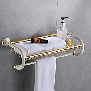 cheap Bathroom Shelves-Towel Bar New Design / Cool Modern Aluminum 1pc Wall Mounted