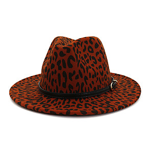 cheap Party Hats-Polyester / Cotton Blend Headwear with Metal 1 Piece Kentucky Derby / Horse Race Headpiece