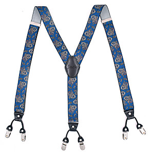 cheap Home Supplies-Daily Wear / Festival Party Accessories Suspenders Gore Stretch Satin Wedding