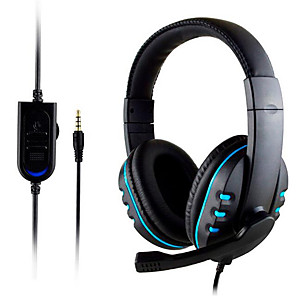 cheap Gaming Headsets-3.5mm Wired Gaming Headset Deep Bass Game Earphone Professional Computer Gamer Headphone With HD Microphone for Computer