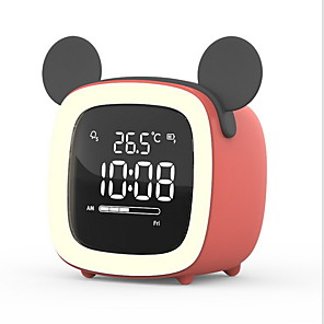 cheap Wall Clocks-Digital Alarm Clock for Kids
