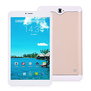 cheap Android Tablets-Kt971 8 inch Phablet (Android 4.4 1280 x 800 Quad Core 2GB+16GB) / 64 / Micro USB / SIM Card Slot / TF Card slot / 3.5mm Earphone Jack