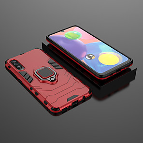 cheap Other Phone Case-Case For Samsung Galaxy Galaxy A7(2018) / A8 2018 / A8 Shockproof / Pattern Back Cover Armor PC