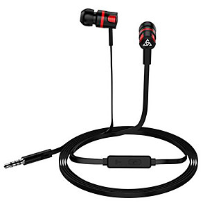 cheap Sports Headphones-Professional Earphone Super Bass Headset with Microphone Stereo Earbuds for Mobile Phone Samsung Xiaomi fone de ouvido