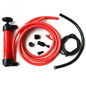 cheap Inflatable Pump-Portable Manual Sucker Siphon Pump Transfer Oil Liquid Hand Air Pump Car