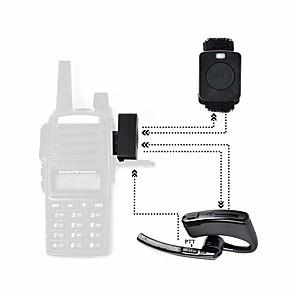cheap Walkie Talkies-Walkie Talkie Bluetooth Headset For Baofeng Hytera Tyt 365 Wanhua Wouxun