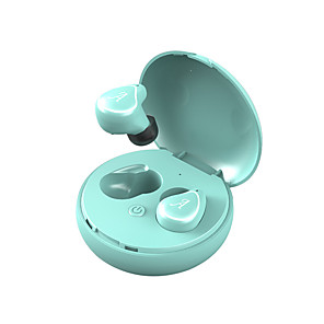 cheap Telephone & Business Headsets-LITBest A4 TWS True Wireless Earbuds Wireless Mobile Phone Bluetooth 5.0 Noise-Cancelling Stereo Dual Drivers