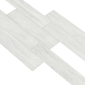 cheap Wall Stickers-White Wood Grain Floor Stickers Floor Wallpaper Waterproof Wear-Resistant Self-Adhesive Floor Decoration Living Room Bedroom