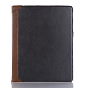 cheap iPad case-Case For Apple iPad 4/3/2 / iPad Mini 3/2/1 / iPad Mini 4 Flip Full Body Cases Solid Colored PU Leather