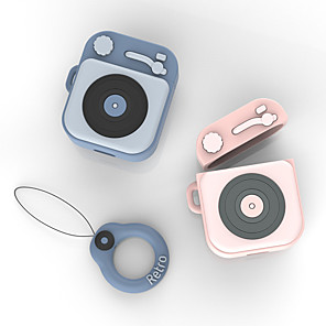cheap Earphone Accessories-Case For AirPods Shockproof Headphone Case Soft