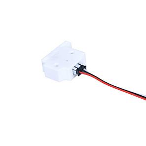 cheap Smart Plug-material Filament Break Detection with Cable 1.75mm Run-out Sensor Module Pause Monitor 3d Printer DIY Kit