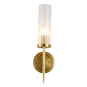 cheap Indoor Wall Lights-Retro Vintage / Country Flush Mount wall Lights Dining Room / Shops / Cafes Metal Wall Light IP20 110-120V / 220-240V 60 W